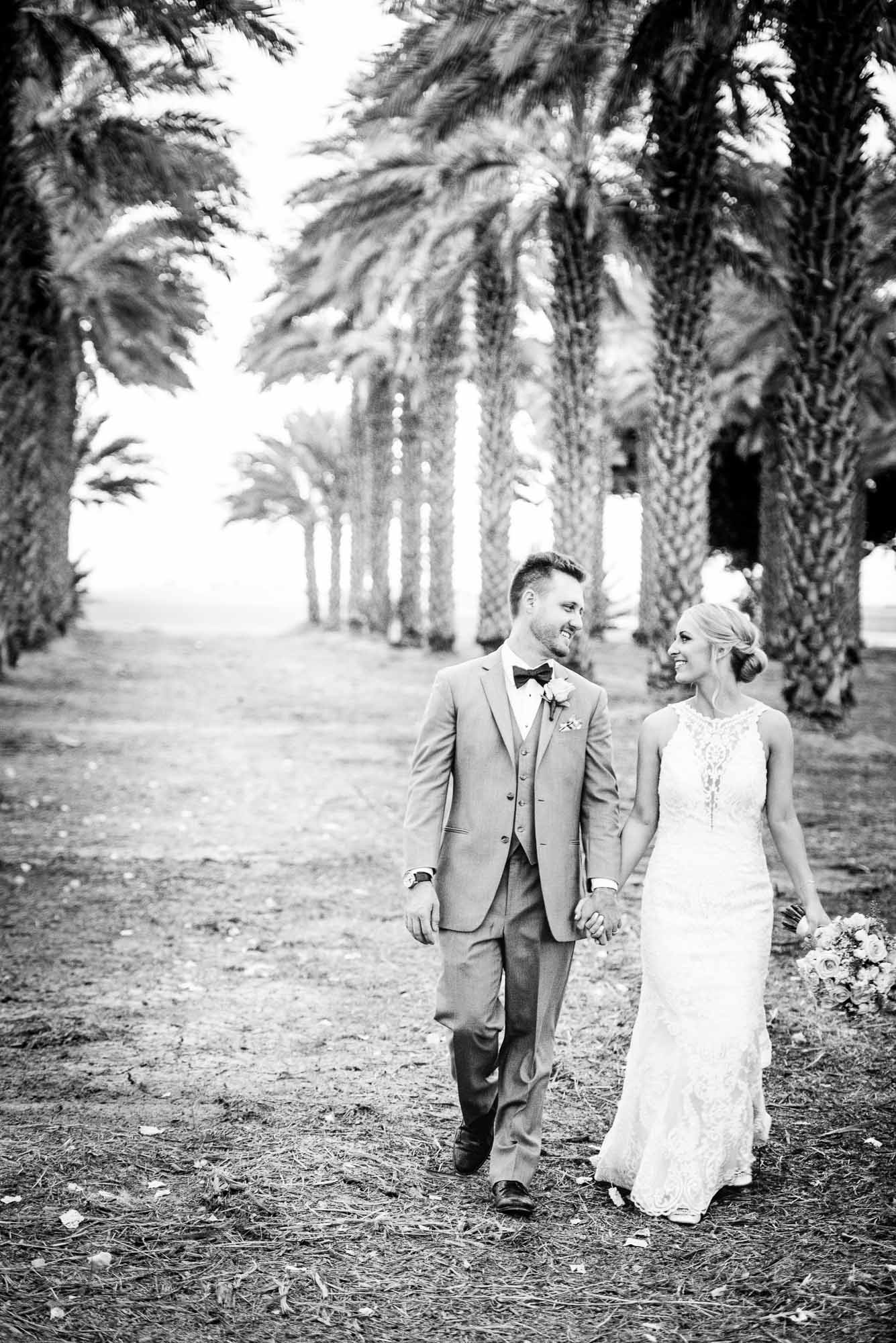 Jamie and Jason\'s Private Residence Wedding | Yuma Weddings