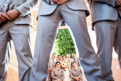 Stan and Anel get married in Somerton, Arizona.